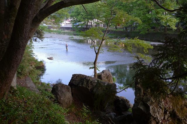 裏山ベース周辺〜檜原村の風景