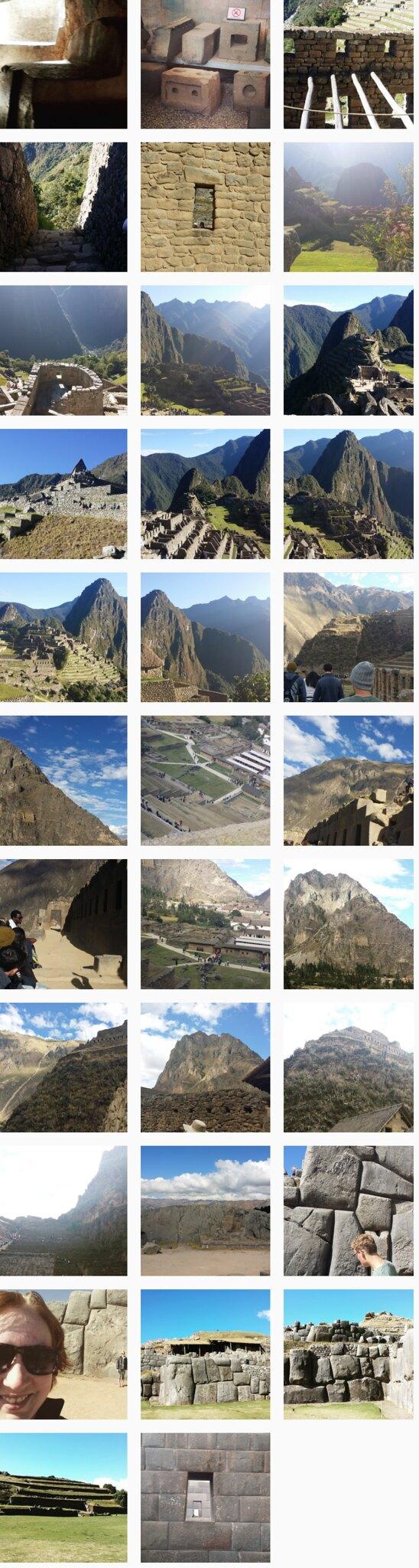 #SXTNruinas (Peru)