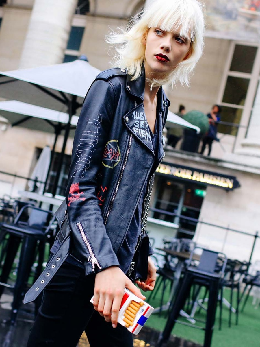 Paris Haute Couture Fall 2016 Street Style