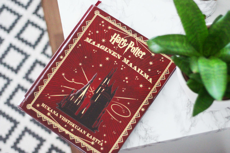 harry potter maaginen maailma blogi