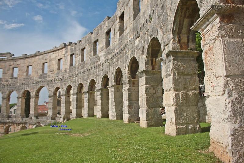 Istria-Pula-Arena-Croatia-普拉競技場-17度C隨拍- (33)