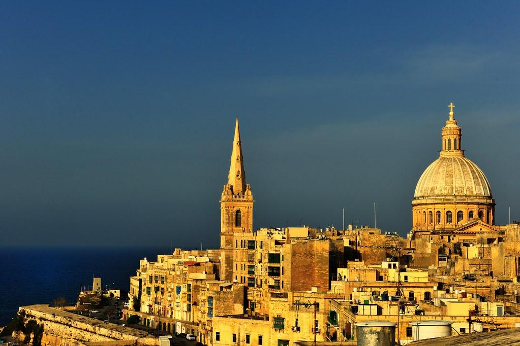 Malte-Paysage littoral - 073