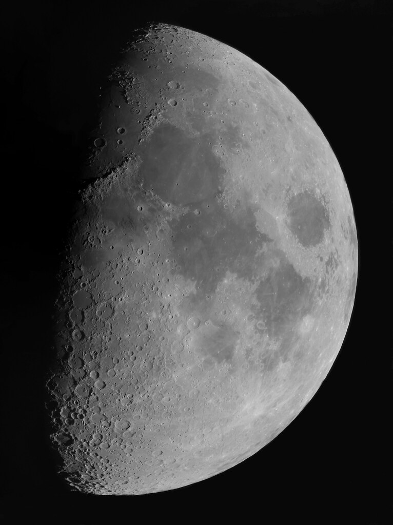 The Moon 14th May 2016
