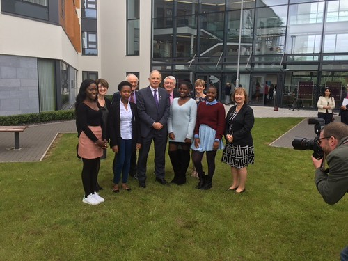 MoS David Stanton at Inclusive Centenaries Conference, NUI Galway, 17 June 2016 (2)