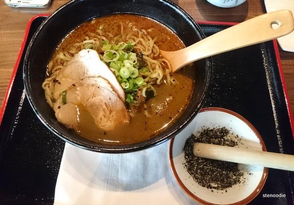Black Sesame Tan Tan Noodle