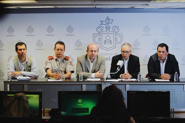 11 Julio 2016 . Conferencia de prensa sobre el Mercado Alcalde