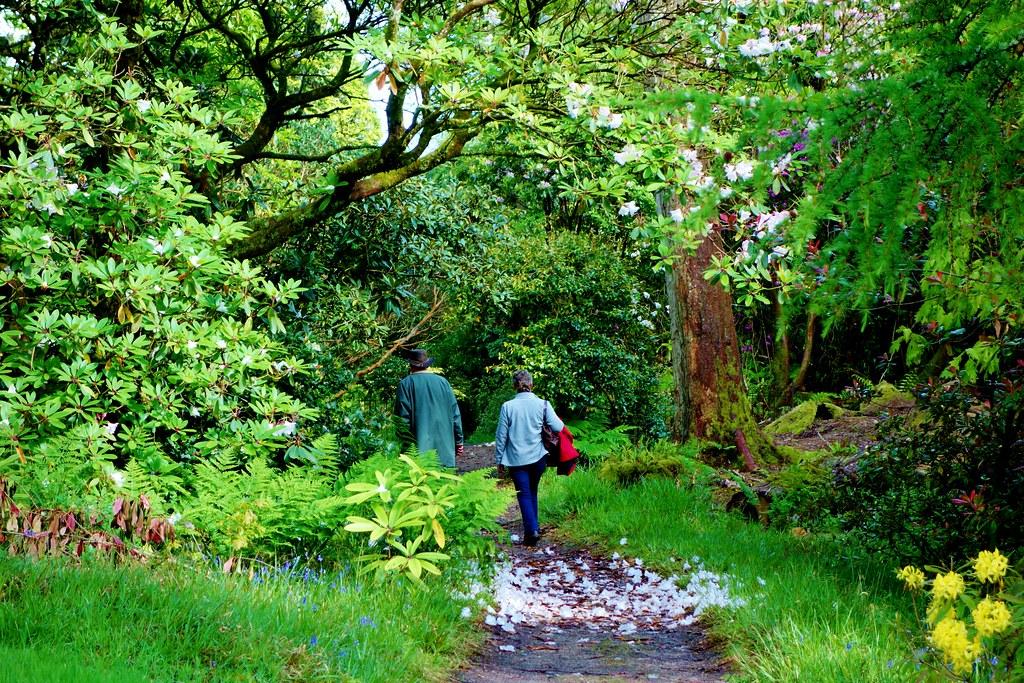 Brodick Castle Garden, Arran
