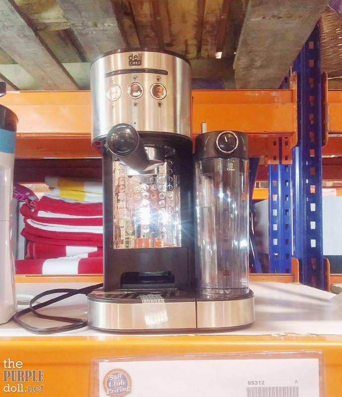 Delichef Coffee Mac Espresso
