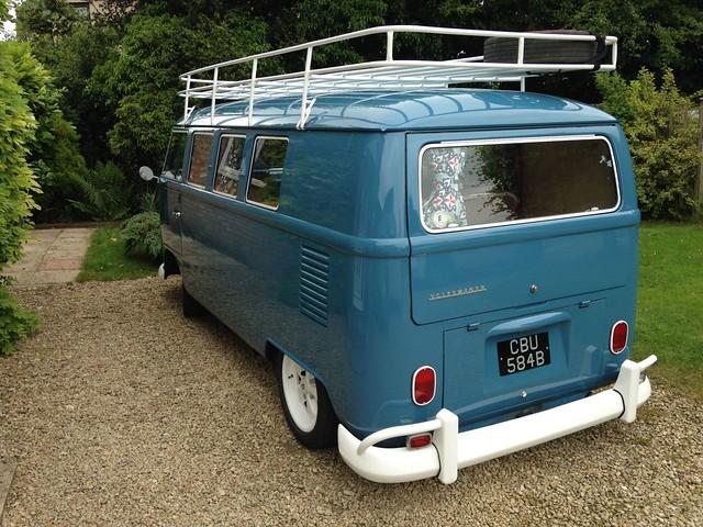 1964 vw camper