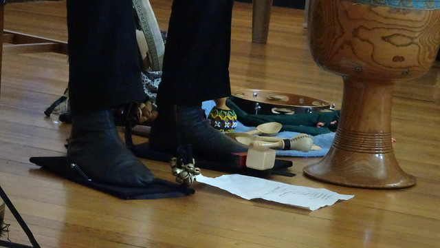 Foot Percussion