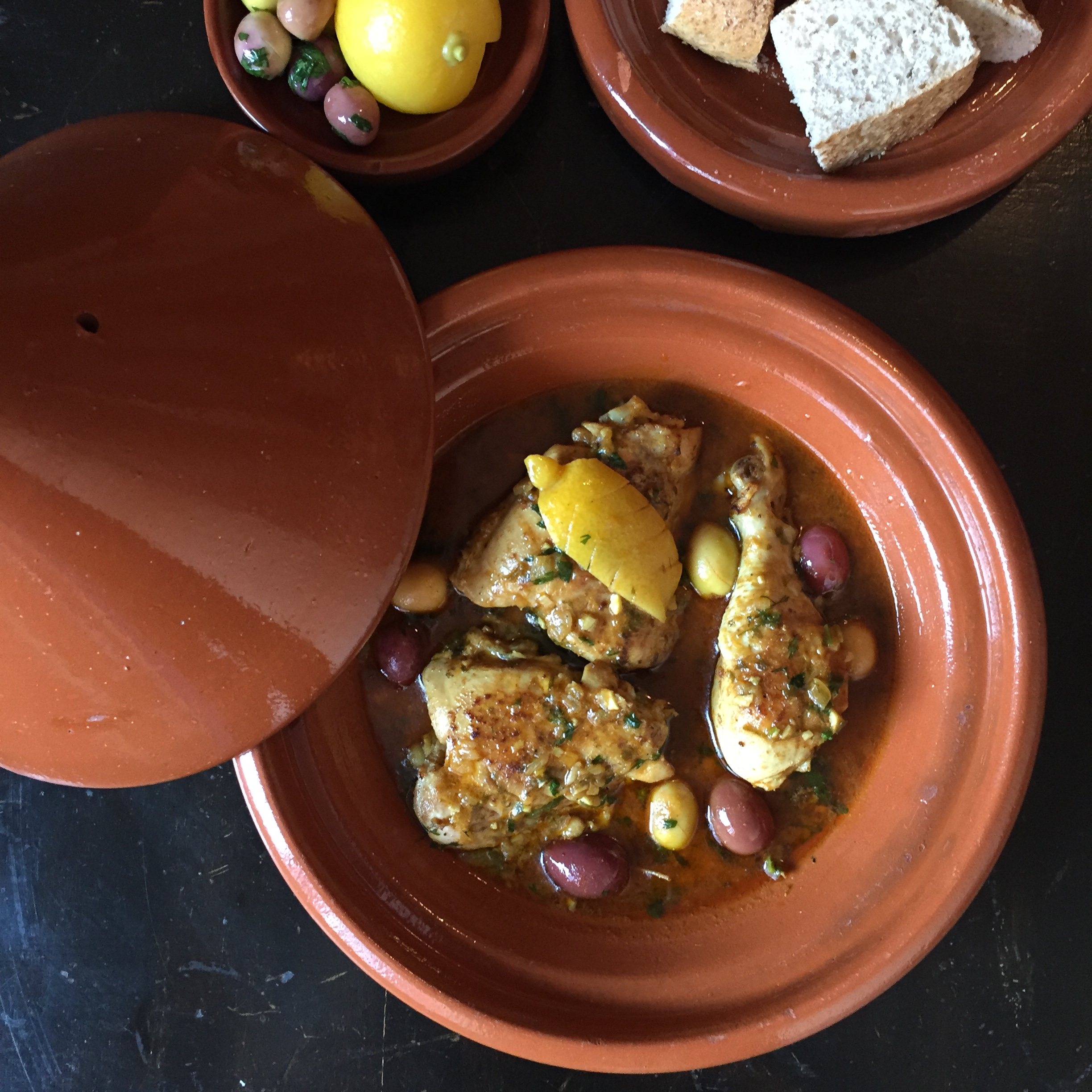 Things To Do In Marrakech - Chicken Tagine