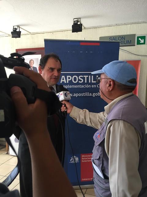 Apostilla en Iquique 19/05/2016