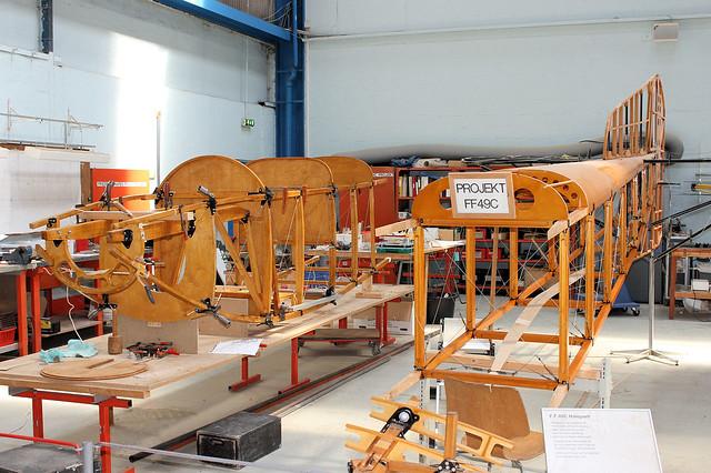 Friedrichshafen F.F.49c Replica