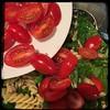 #Pasta #Fresca #Tuna #Homemade #CucinaDelloZio - tomatoes