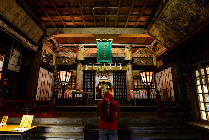 大山夏山開き祭 2016.6-4