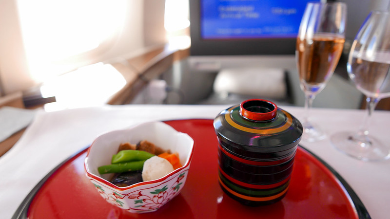 27418871374 0e7180dcfe c - REVIEW - Cathay Pacific : First Class - Tokyo Haneda to Hong Kong (B747)