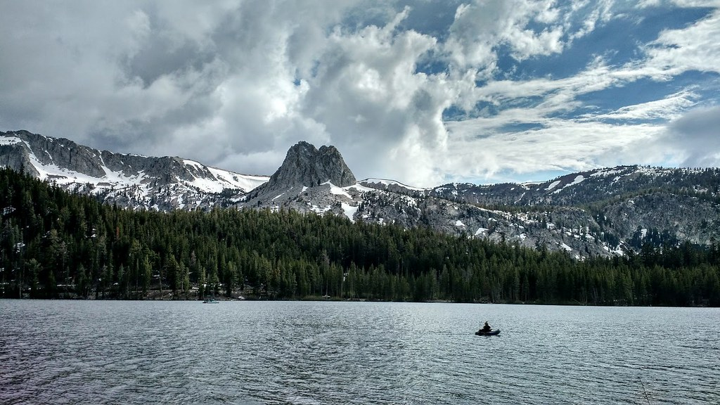 Mammoth Trip Report June 11 13