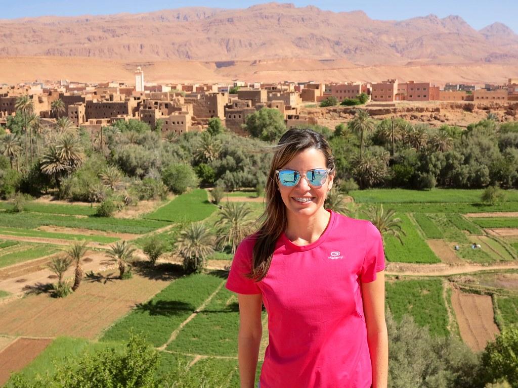 Tinerhir en Marruecos