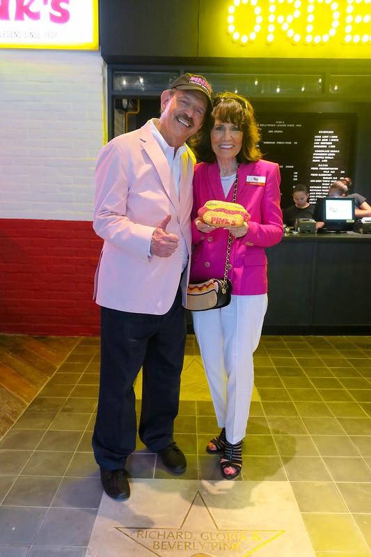 Richard and Gloria Pink
