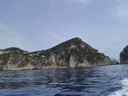 Capri insula magica din Marea Tireniana 4