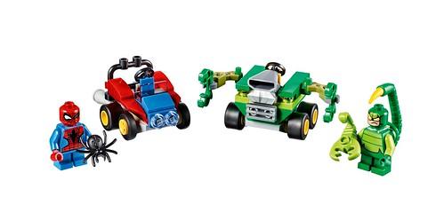 LEGO Marvel Mighty Micros Spider-Man vs. Scorpion