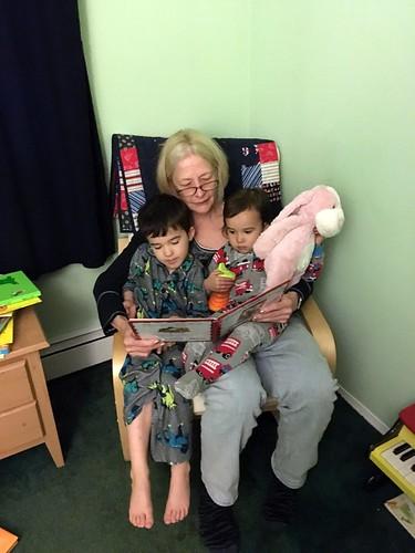 Grandma and Nancy 2016
