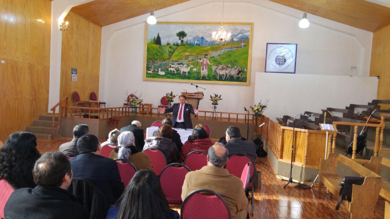 Trehuaco, Reunión de pastores del Sector 15