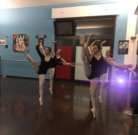 saggi accademia danza all'opera