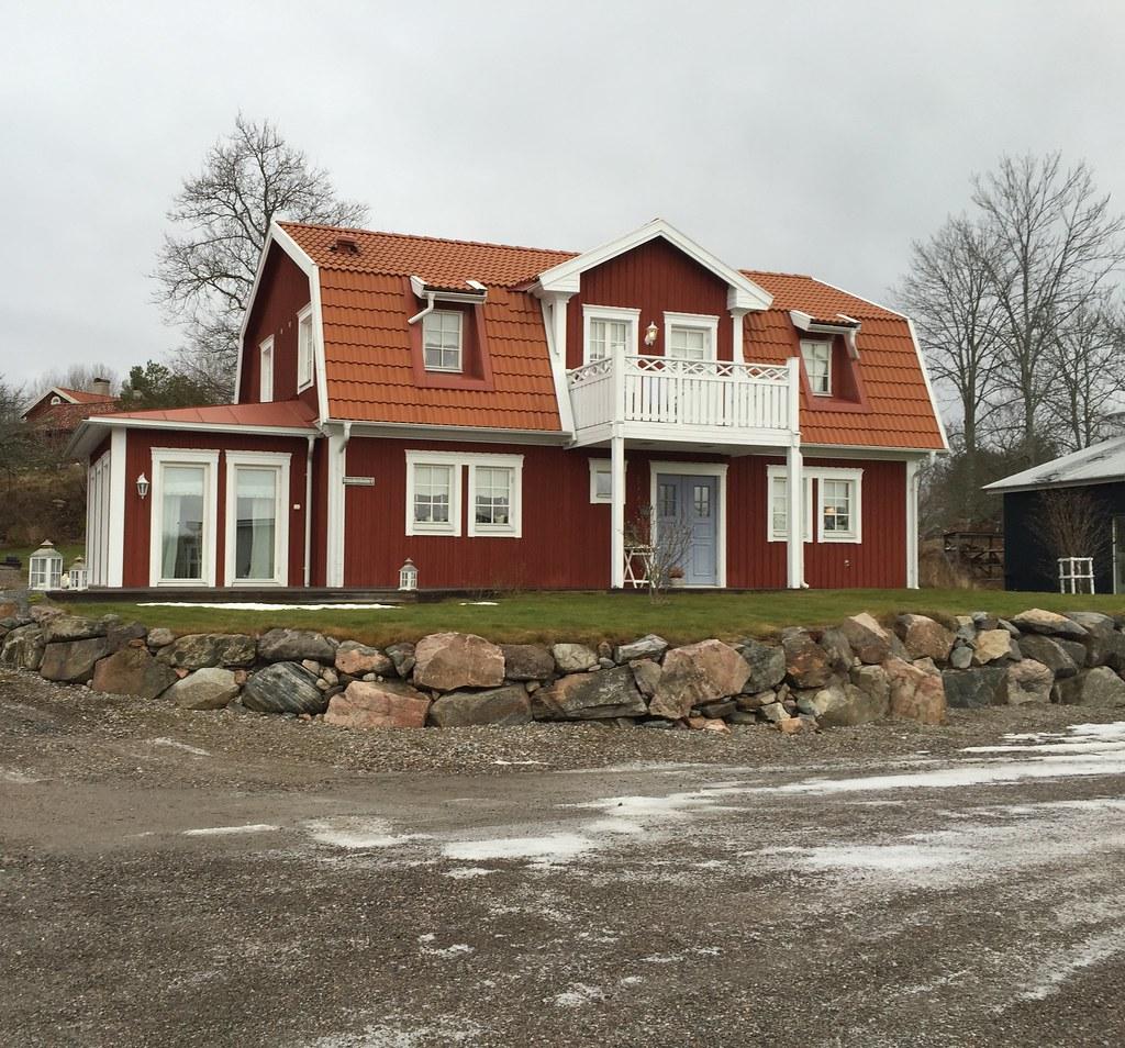 Vi har köpt hus!