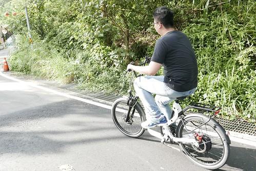 成為陽光型男,我就從Klever E-bike開始 (14)