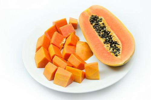 buah papaya