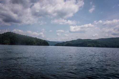 Lake Jocassee Kayaking-99