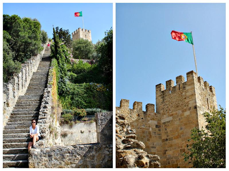 Castelo Sao Jorge - Lisboa