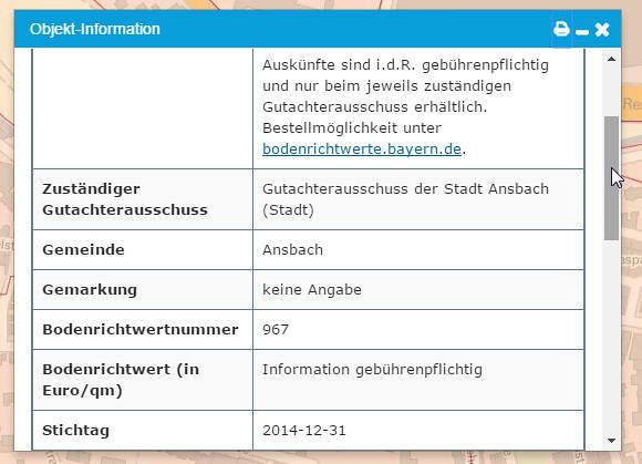 04 - Atlas von Bayern - Teil von Ansbach