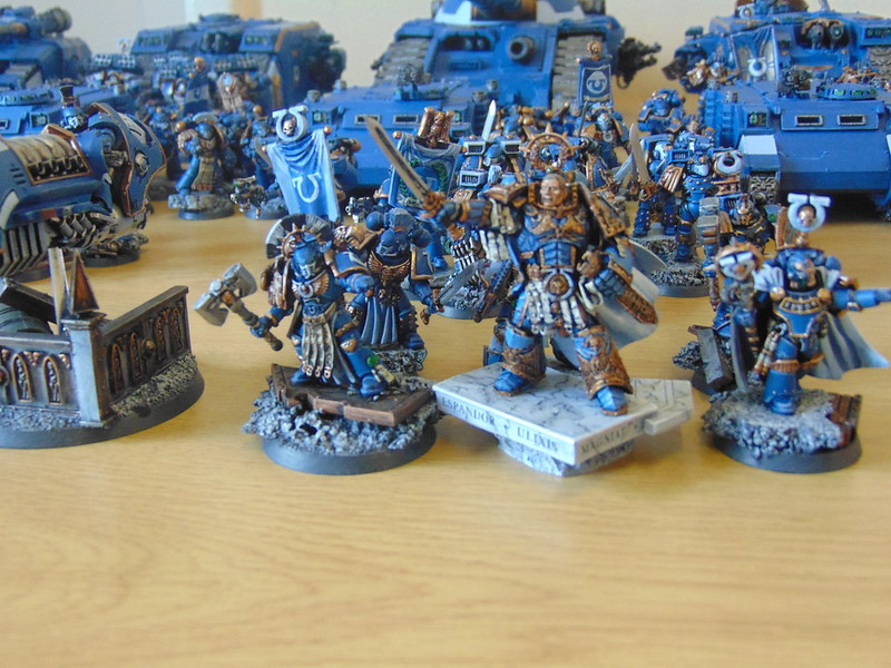Ultramarines Army Jud's Great...