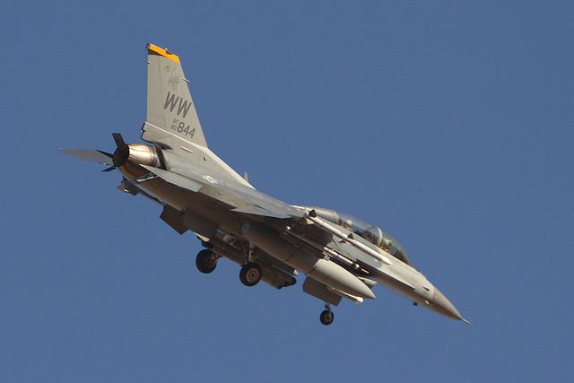 F-16D Misawa