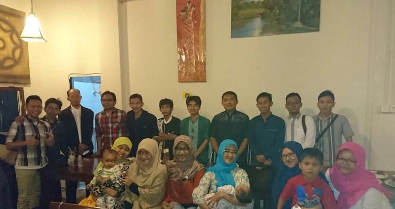 Buka bersama Bareng Alumni Alfurqon Wilayah Jakarta 2016