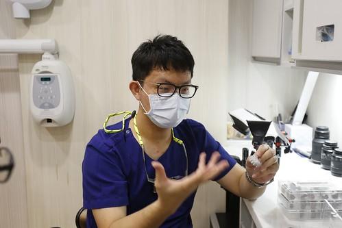 我的蛀牙得救了!板橋絕美牙醫顏成翰醫師的顯微根管治療術拯救了我 (11)