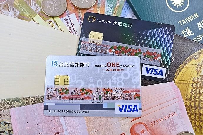 10 VISA金融卡