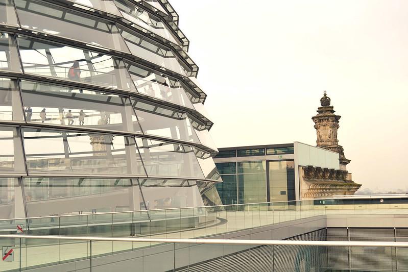 cupula del Reichstag 6