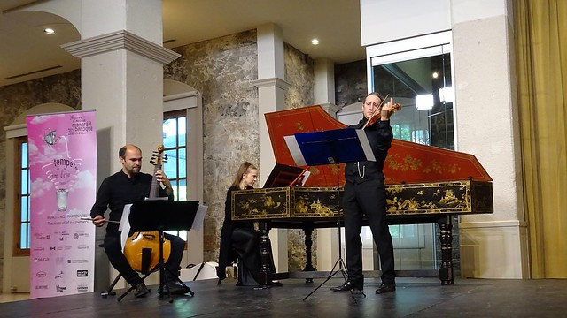 Sonate 1704 at the Montreal Baroque Festival