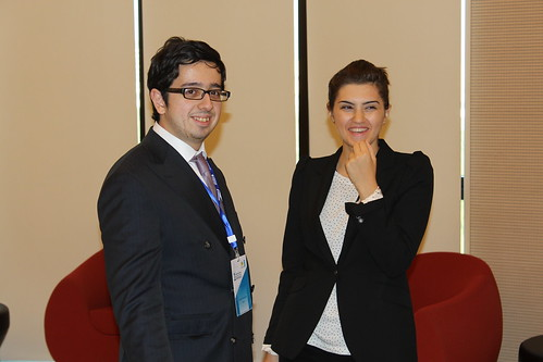 Model UN Security Council Conference, preparation training and launching the simulation | by UNDP Azerbaijan