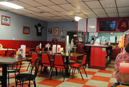 Dixie Cafe, Corbin, Kentucky