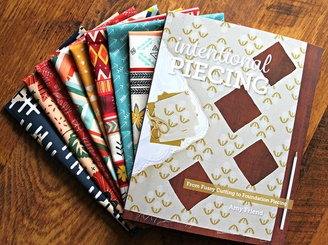 Intentional Piecing & Fabric Bundle GIVEAWAY!