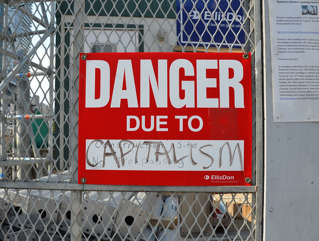 Danger Due to Capitalism