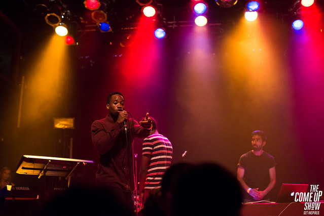 Shad @ The Mod Club