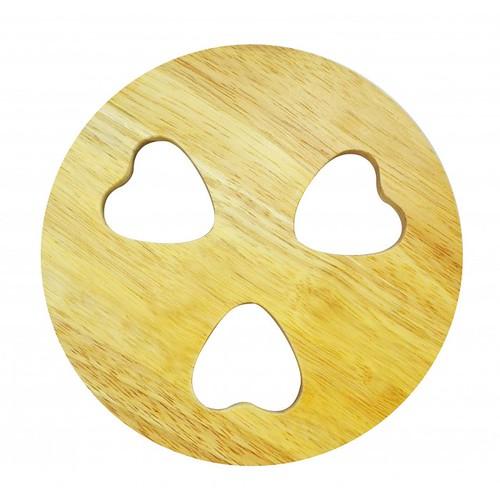 Đồ lót nồi bằng gỗ mẫu số 5
