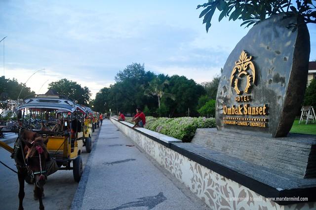 Hotel Ombak Sunset Gili Trawangan
