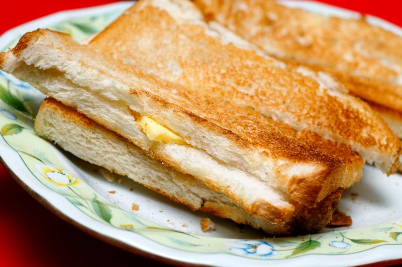 Ah Weng Koh Toast Bread