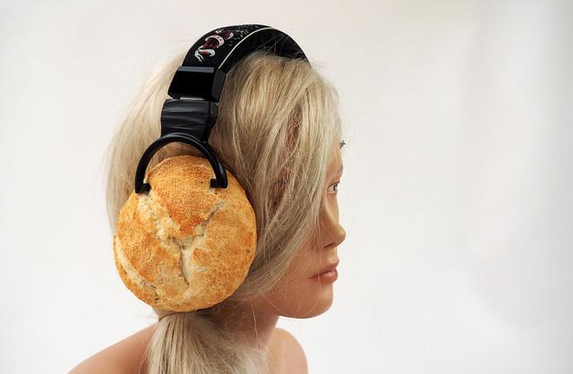 Breadphones